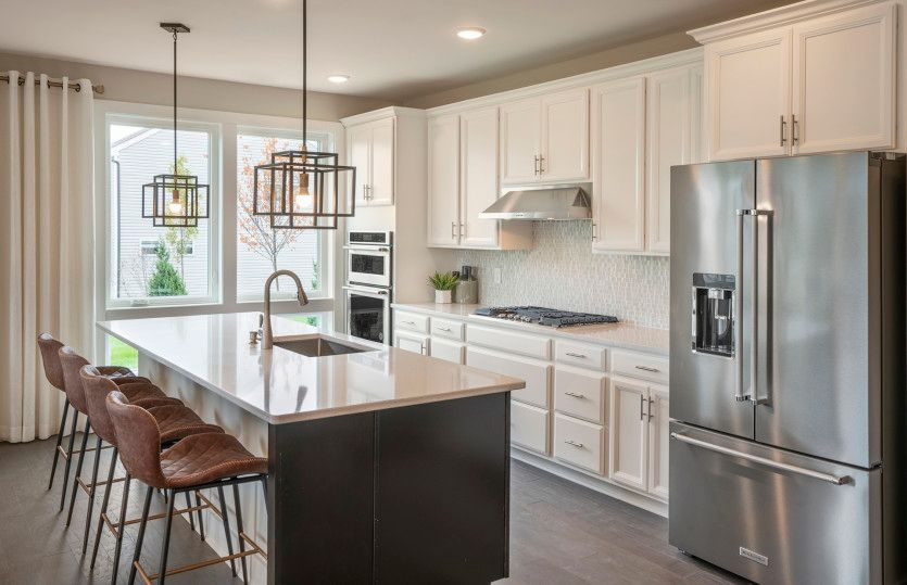 Kitchen featured in the Arcola By Del Webb in Morris County, NJ
