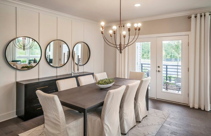 Living Area featured in the Arcola By Del Webb in Morris County, NJ