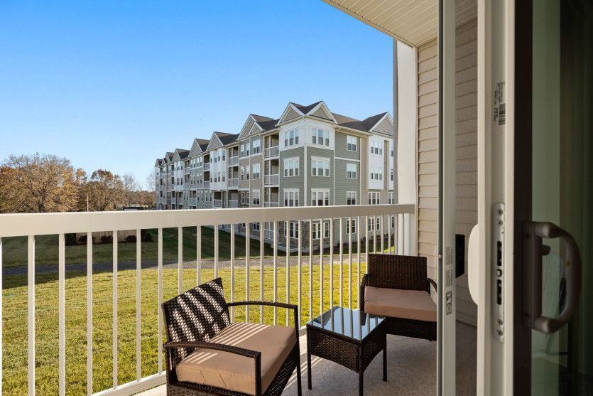 Exterior featured in the Morris By Del Webb in Worcester, MA