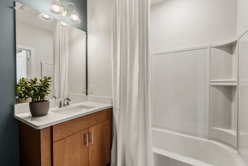 Bathroom featured in the Hampton By Del Webb in Worcester, MA