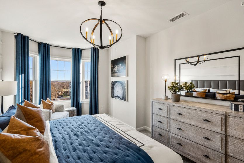 Bedroom featured in the Hampton By Del Webb in Worcester, MA
