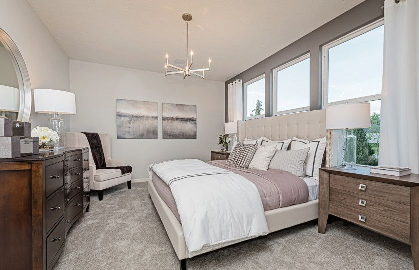 Bedroom featured in the Vista By Del Webb in Indianapolis, IN