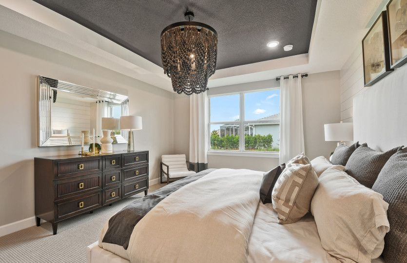 Bedroom featured in the Palmary By Del Webb in Indianapolis, IN