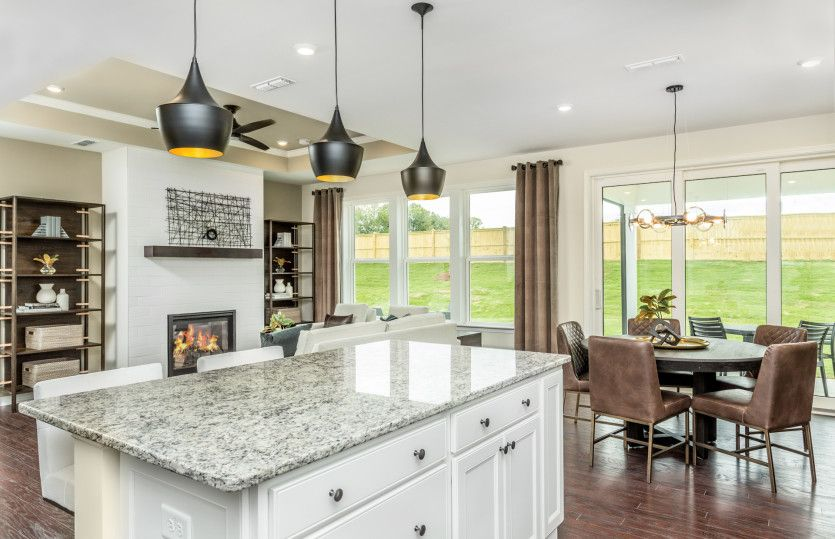Kitchen featured in the Prosperity By Del Webb in Indianapolis, IN