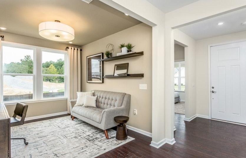Living Area featured in the Prosperity By Del Webb in Indianapolis, IN
