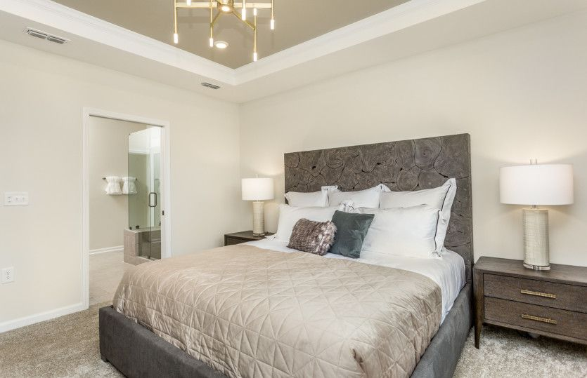 Bedroom featured in the Prosperity By Del Webb in Indianapolis, IN
