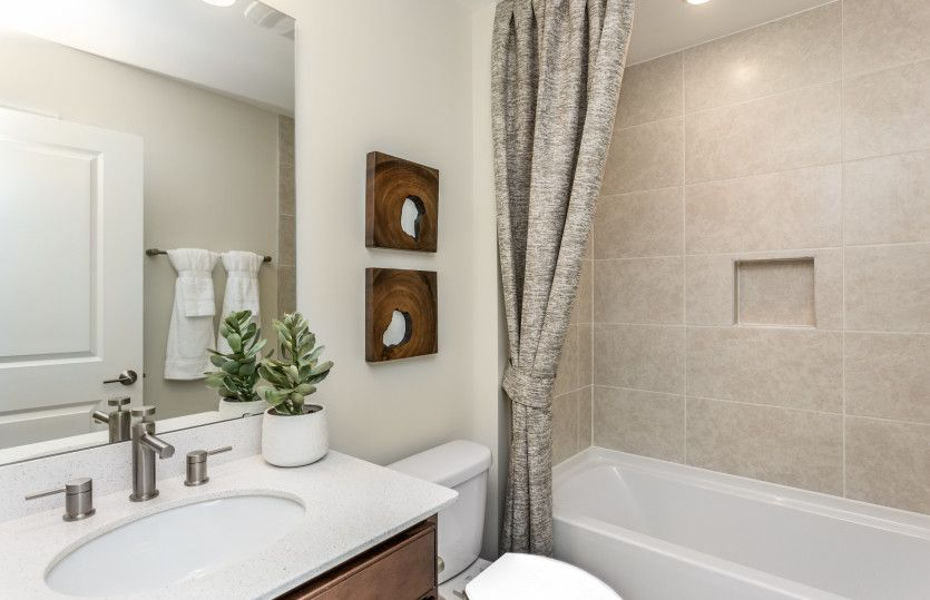 Bathroom featured in the Prosperity By Del Webb in Indianapolis, IN