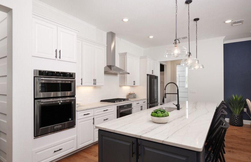 Kitchen featured in the Stardom By Del Webb in Indianapolis, IN