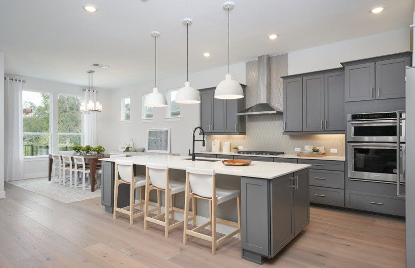 Kitchen featured in the Stellar By Del Webb in Indianapolis, IN