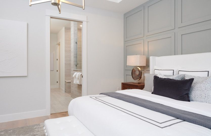 Bedroom featured in the Stellar By Del Webb in Indianapolis, IN