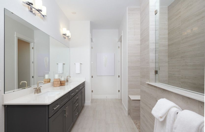 Bathroom featured in the Stellar By Del Webb in Indianapolis, IN