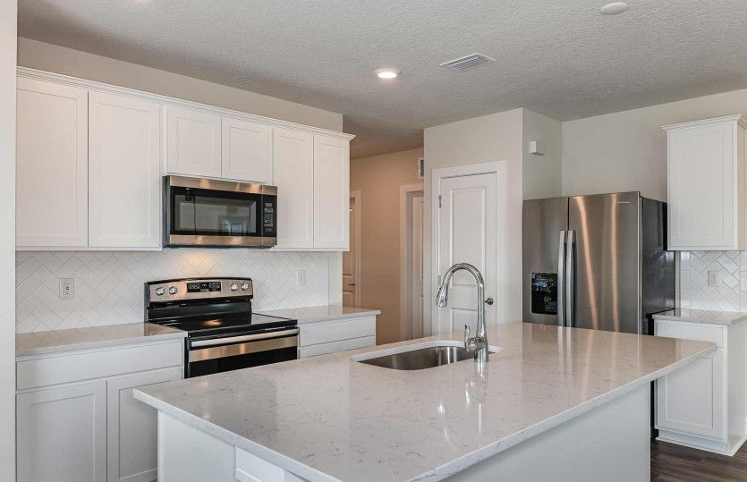 Kitchen featured in the Drayton By Del Webb in Ocala, FL