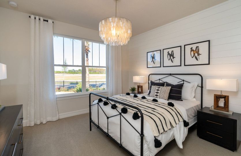 Bedroom featured in the Brookwood By Del Webb in Ocala, FL