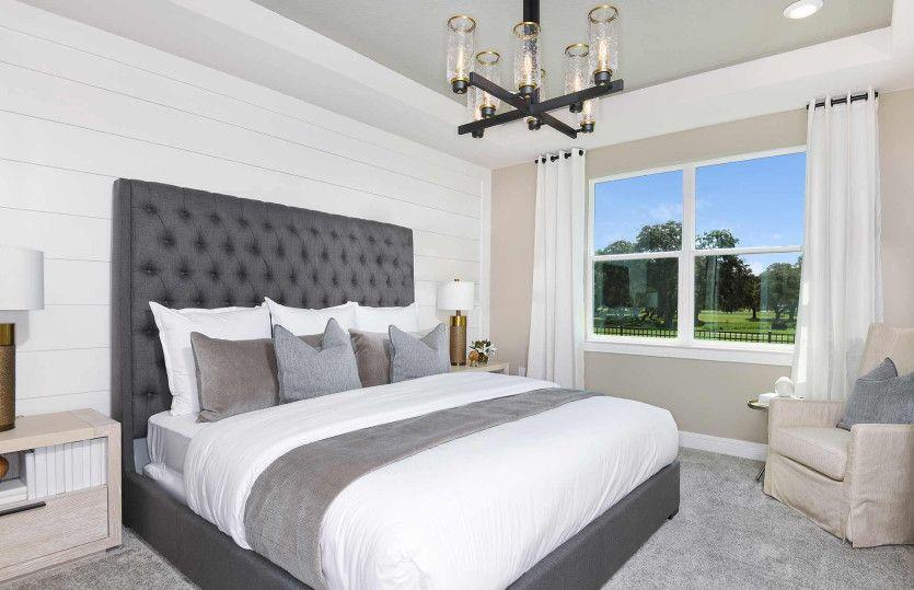 Bedroom featured in the Highgate By Del Webb in Ocala, FL