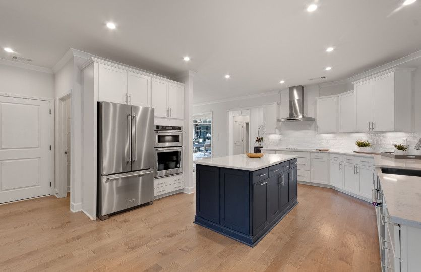 Kitchen featured in the Sonoma Cove By Del Webb in Athens, GA