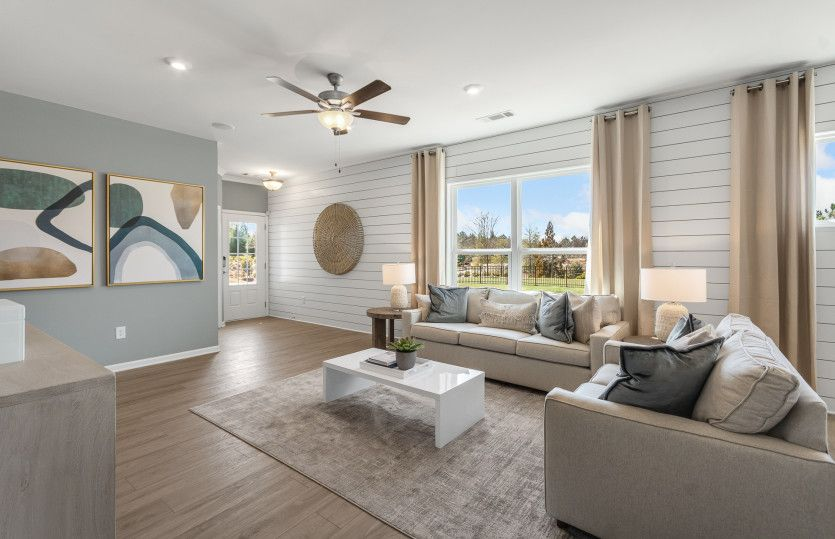 Living Area featured in the Taft Street By Del Webb in Athens, GA