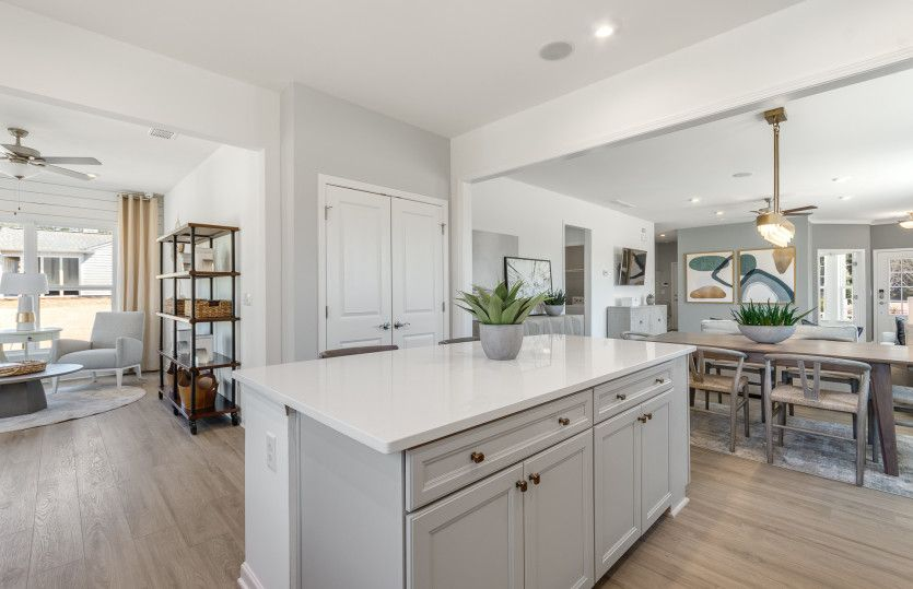 Kitchen featured in the Taft Street By Del Webb in Athens, GA