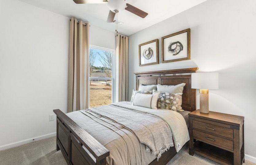 Bedroom featured in the Taft Street By Del Webb in Athens, GA