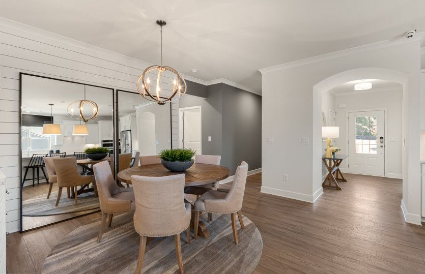 Kitchen featured in the Martin Ray By Del Webb in Athens, GA