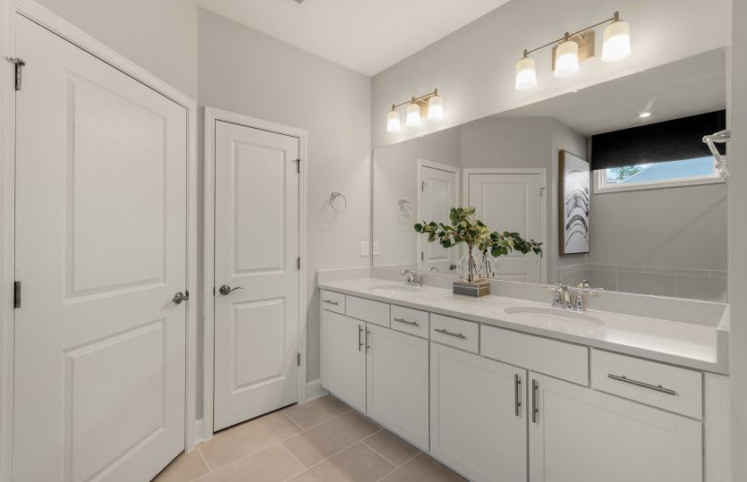 Bathroom featured in the Martin Ray By Del Webb in Athens, GA