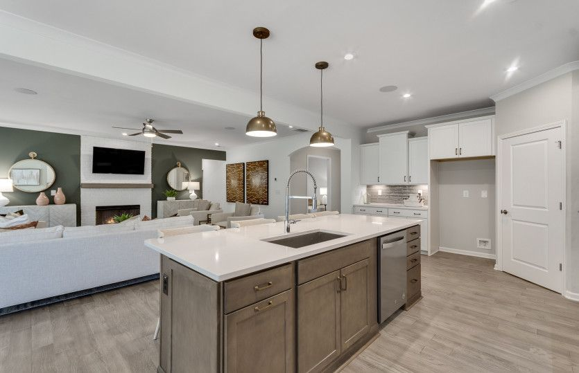 Kitchen featured in the Dunwoody Way By Del Webb in Athens, GA
