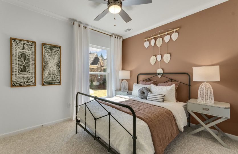 Bedroom featured in the Dunwoody Way By Del Webb in Athens, GA
