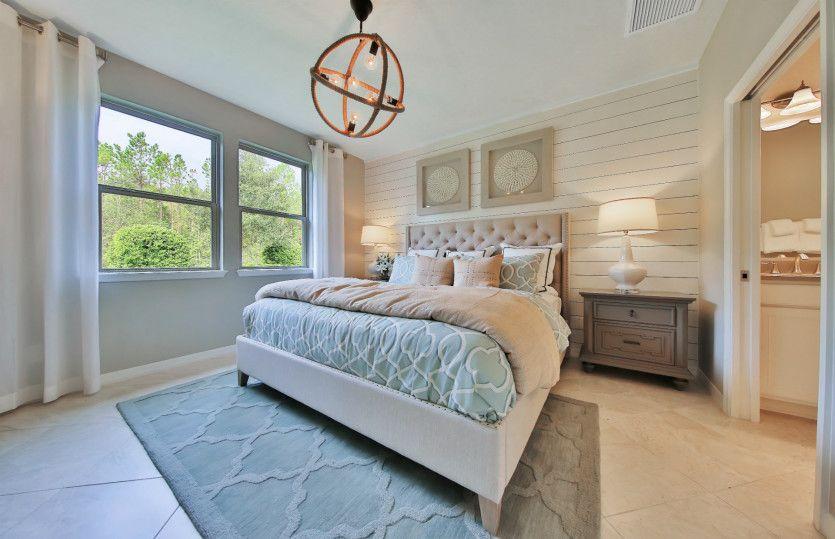Bedroom featured in the Noir Coast By Del Webb in Athens, GA