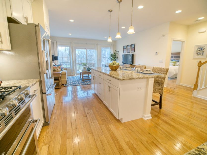 Kitchen featured in the Morgan By Del Webb in New Haven-Meriden, CT