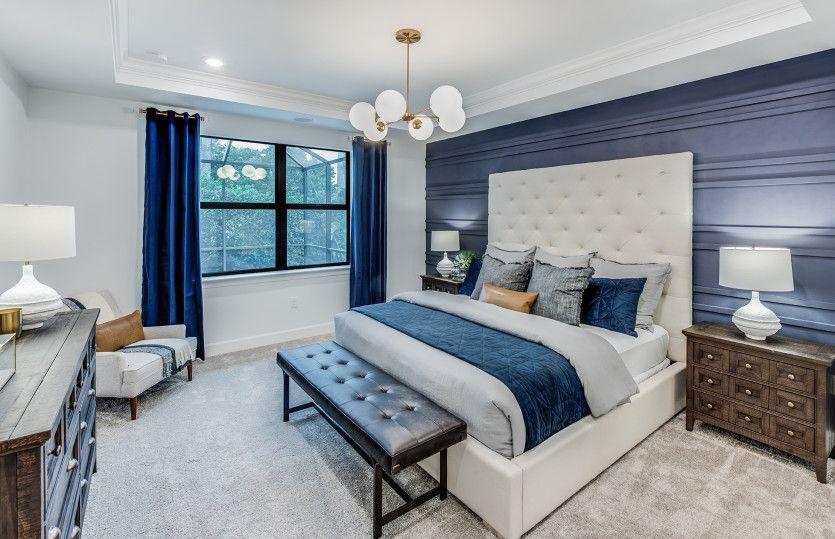 Bedroom featured in the Mystique By Del Webb in Sarasota-Bradenton, FL