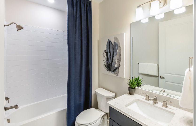 Bathroom featured in the Mystique By Del Webb in Sarasota-Bradenton, FL