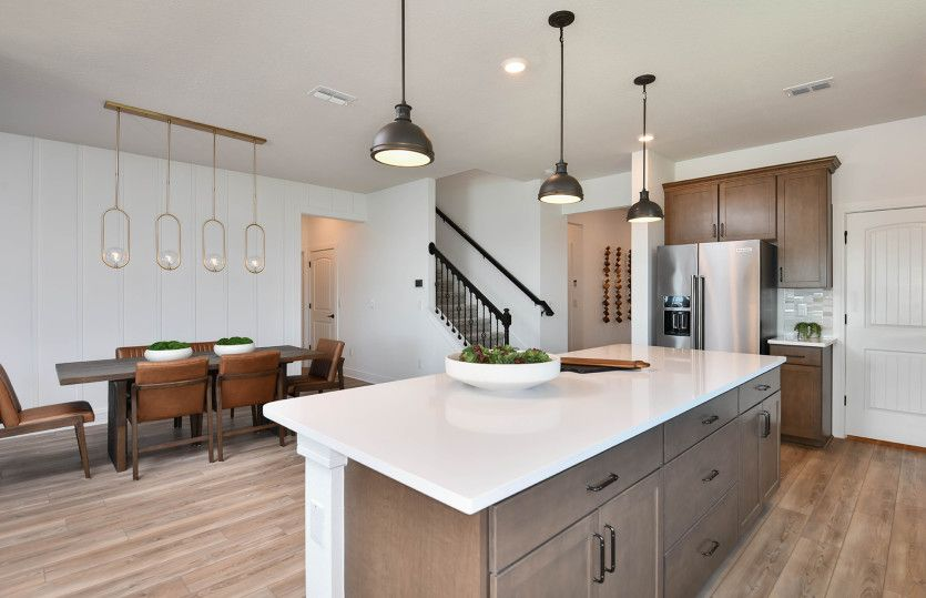 Kitchen featured in the Mainstay Grand By Del Webb in Tampa-St. Petersburg, FL