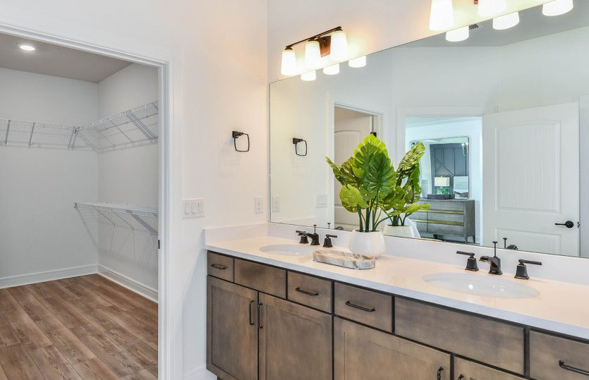 Bathroom featured in the Mainstay Grand By Del Webb in Tampa-St. Petersburg, FL