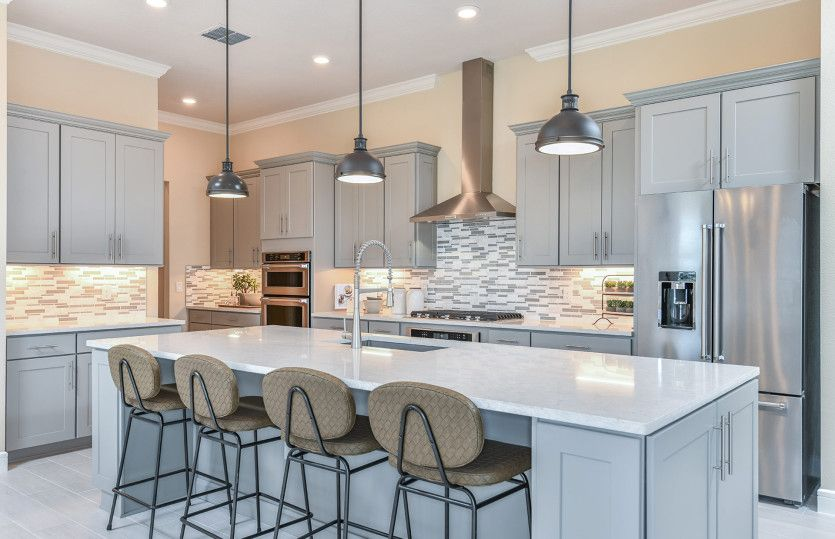 Kitchen featured in the Renown By Del Webb in Tampa-St. Petersburg, FL