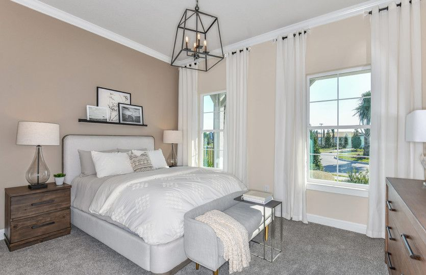 Bedroom featured in the Renown By Del Webb in Tampa-St. Petersburg, FL