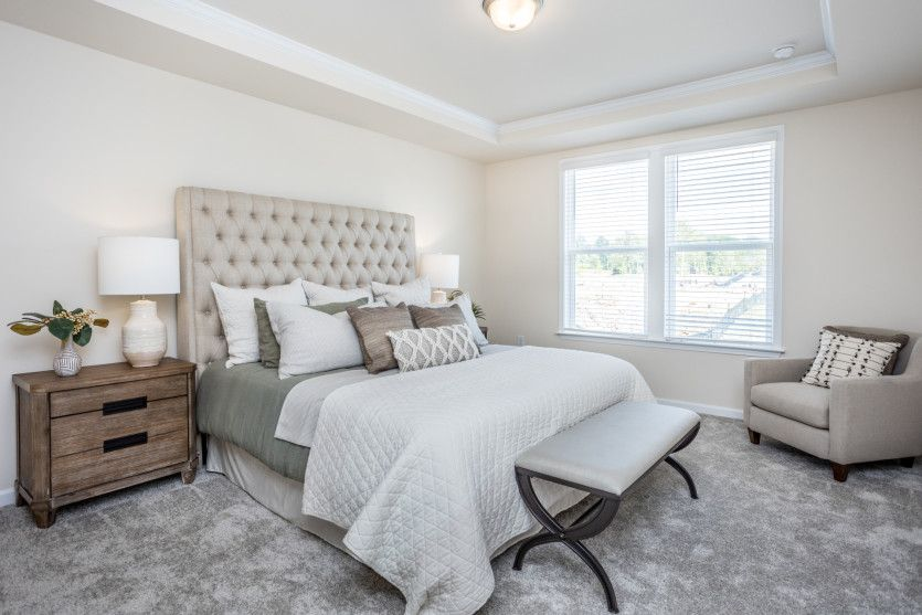 Bedroom featured in the Palmary By Del Webb in Raleigh-Durham-Chapel Hill, NC
