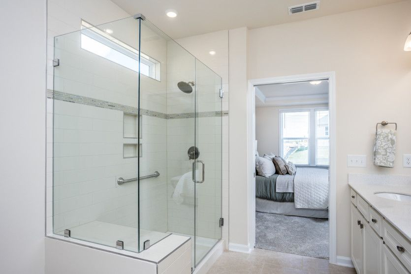 Bathroom featured in the Palmary By Del Webb in Raleigh-Durham-Chapel Hill, NC