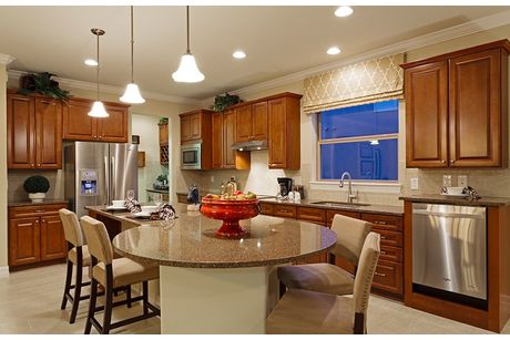 Kitchen-in-Martin Ray-at-Del Webb Stone Creek-in-Ocala
