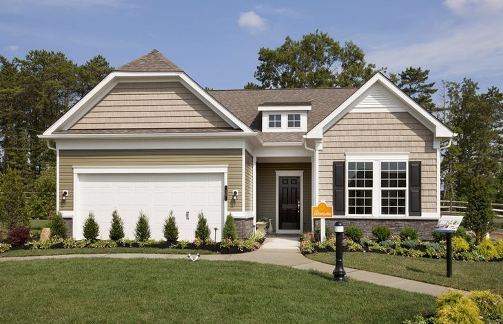 Abbeyville:Abbeyville single family home at River Pointe