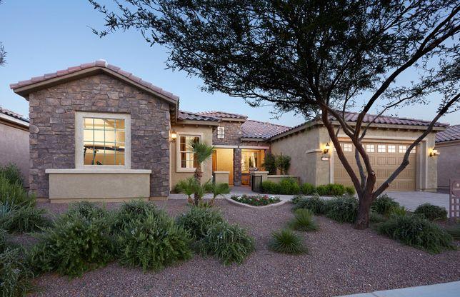 del webb at dove mountain in marana az new homes floor plans by