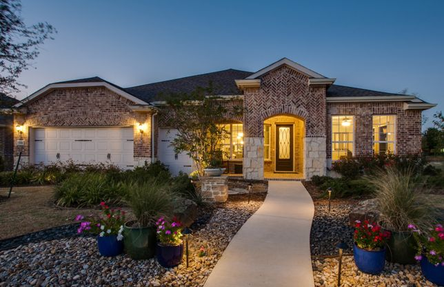 Frisco Lakes In Frisco Tx New Homes Floor Plans By Del Webb