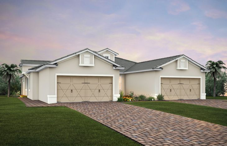 Exterior:Exterior LC1A with tile roof
