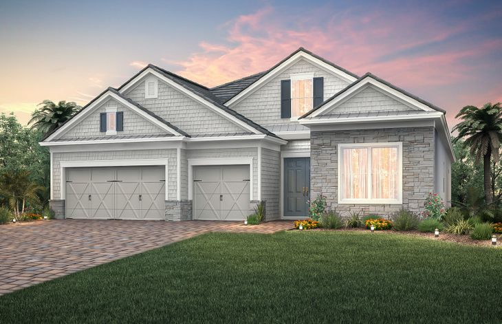 Stonewater:Beautiful LC3A Exterior