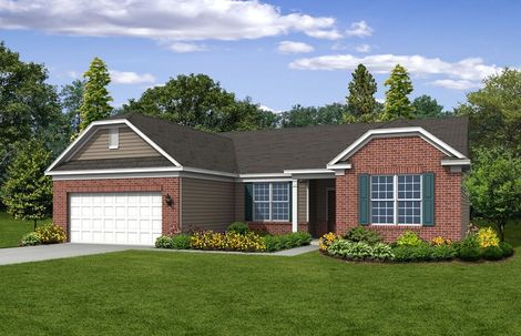 Britton Falls New Homes For Sale In Fishers In