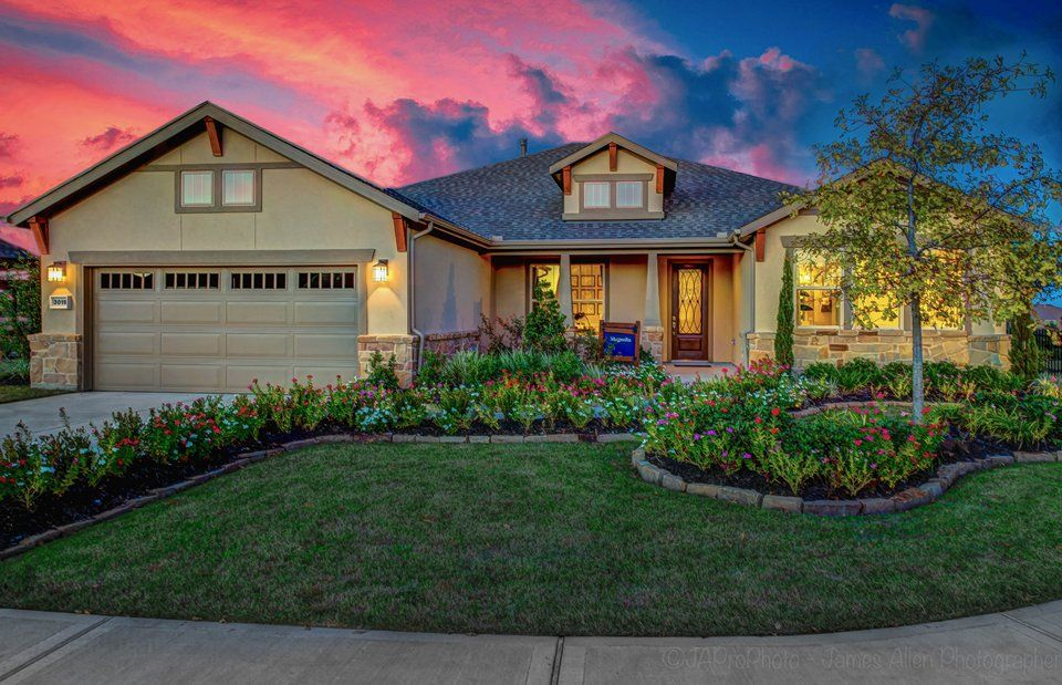Del Webb Sweetgrass In Richmond Tx New Homes Amp Floor