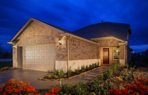 Frisco Lakes In Frisco Tx New Homes Amp Floor Plans By Del