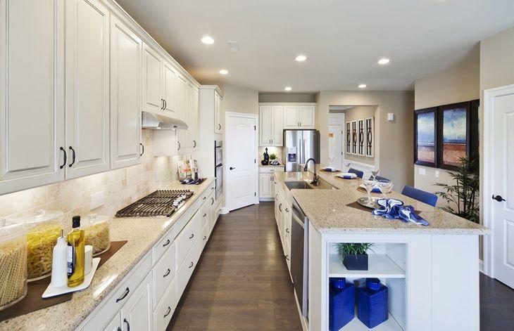 Chef-inspired kitchens