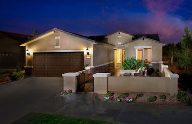 New construction homes plans in apple valley ca 137 homes the serenity sun city apple valley apple valley california del webb malvernweather Images