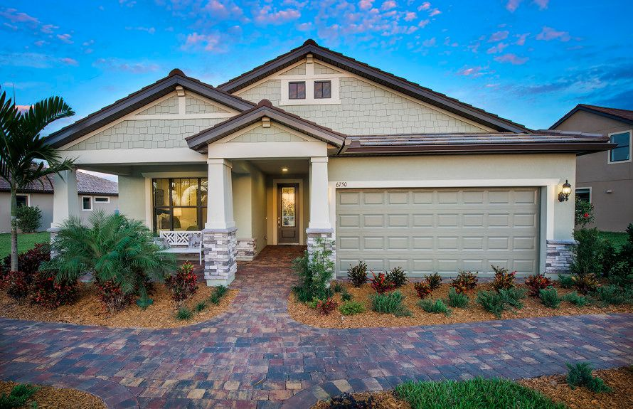 Del Webb Lakewood Ranch In Lakewood Ranch Fl New Homes