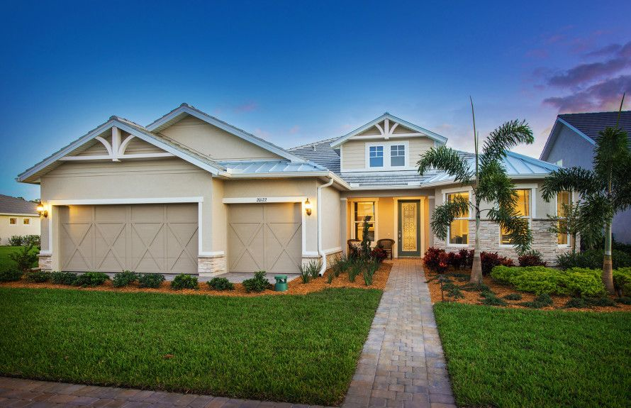 Tidewater by del webb new homes for sale in fort myers fl for Tidewater homes