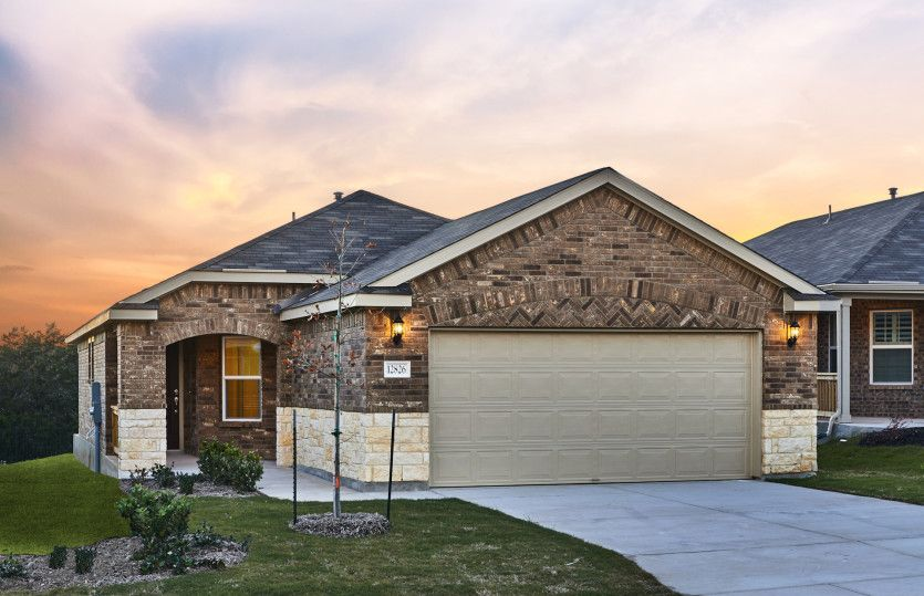Del Webb New House Models In San Antonio Newhomes Move Com